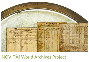 NOVITÀ: World Archives Project