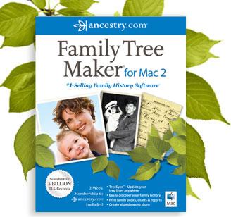 Family Tree Maker for Mac