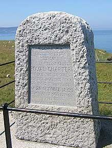 Royal Charter Memorial