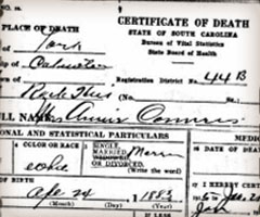 free texas death records from 1960