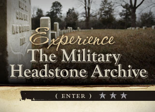 Experience The Military Headstone Archive