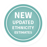 New Updated Ethnicity Estimates