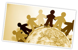 Scoprite i vostri parenti e antenati in tutto il mondo e rimanete in contatto con loro.