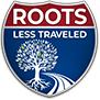 Roots Less Traveled Logo