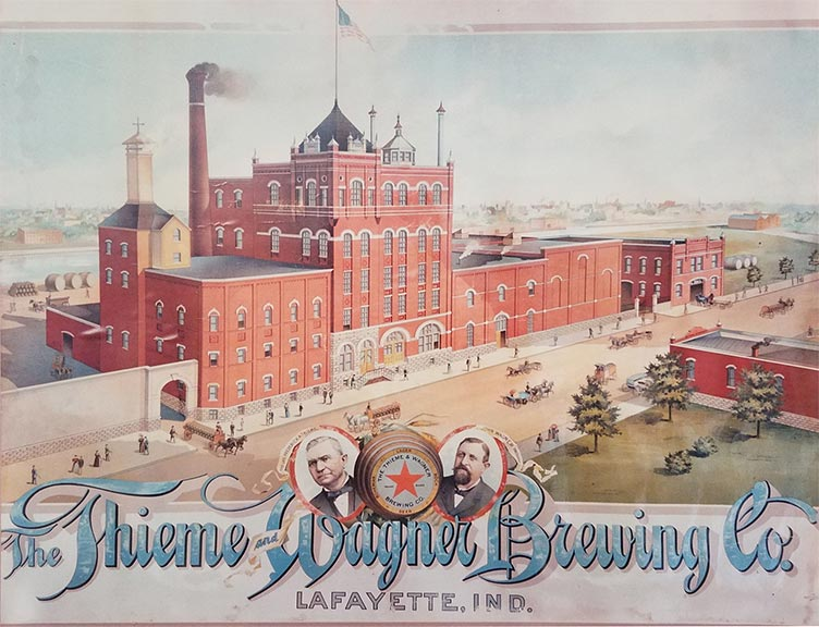 The Thieme & Wagner Brewing Company