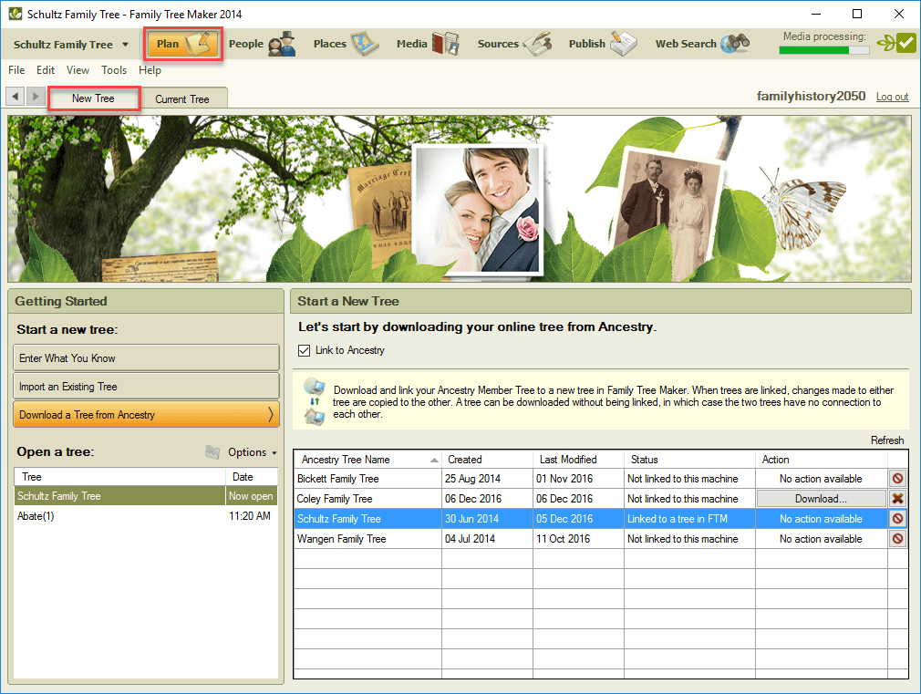 free family tree maker download
