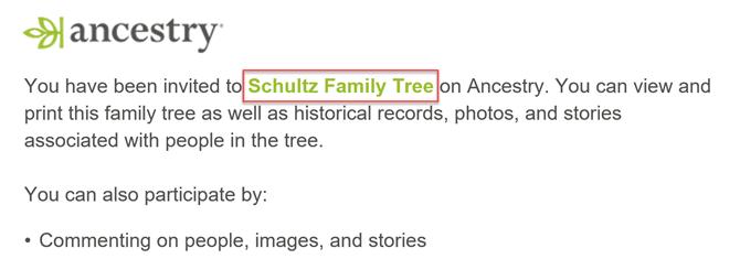 Accepting tree invitations my account options stopboris Choice Image