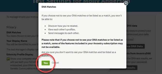 view match profiles